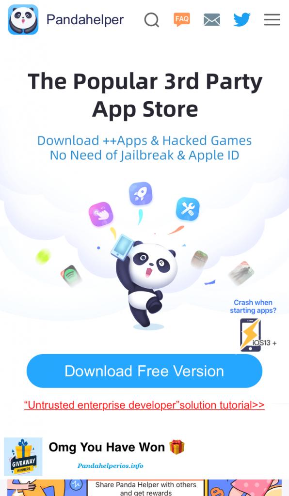 Panda helper 1