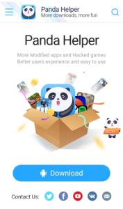 panda helper app